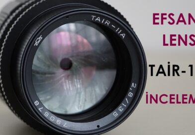 Tair 11-A 135mm f2.8 Lens incelemesi